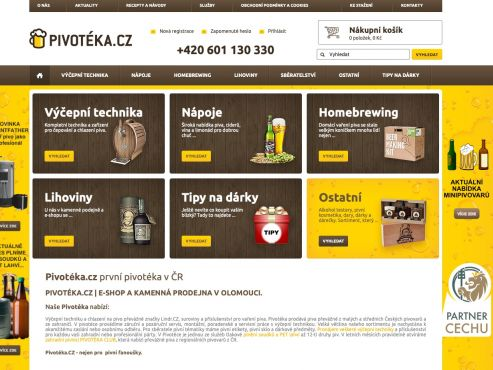 Pivoteka Old