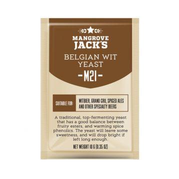 Mangrove Jack´s Belgian wit M21 kvasnice 10g