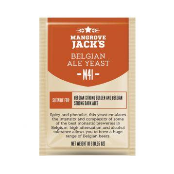 Mangrove Jack´s Belgian Ale M41 kvasnice 10g