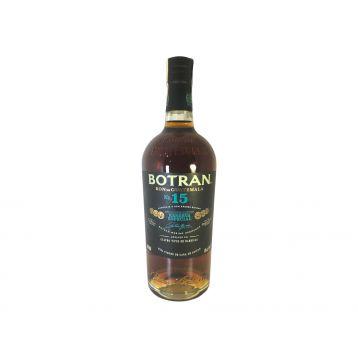 Botran Reserva 15 Y.O. 40% 0,7l (holá láhev)