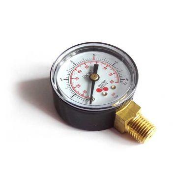 Redukční ventil manometr pracovní tlak N2 a CO2
