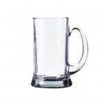 Pivní sklo tuplák bez loga 1l