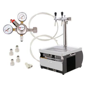 Lindr kontakt 55 + redukční ventil CO2