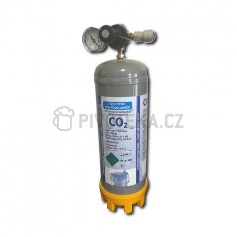 Kompletní sestava bombička CO2 1000g