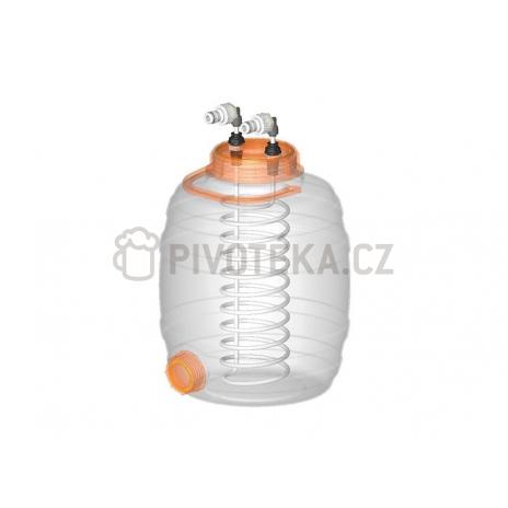 Chladič mladiny pro fermentační sudy Speidel