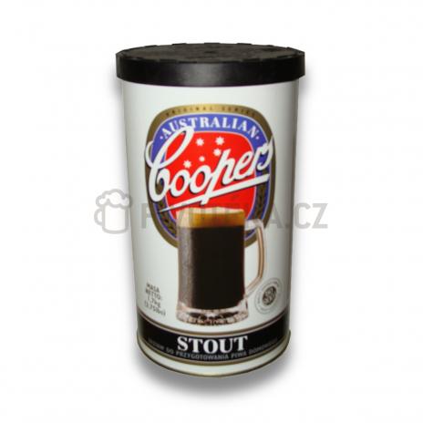 Stout 1,7kg  mladinový koncentrát Coopers