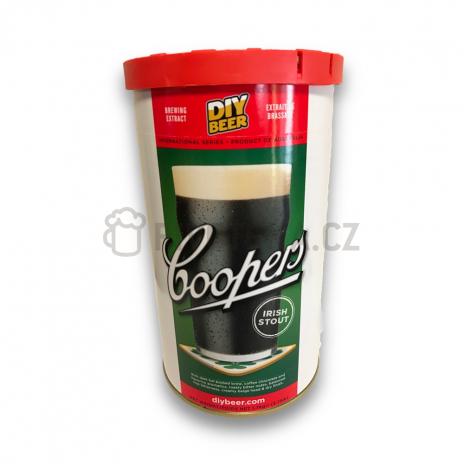 Irish stout 1,7kg mladinový koncentrát Coopers