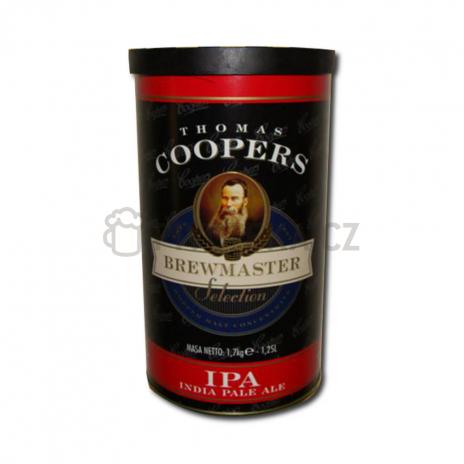 Ipa 1,7kg  mladinový koncentrát Coopers