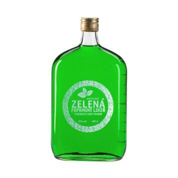 Bartida originál zelená peprmint likér 1l 20%