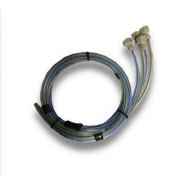 Kompletní sestava hadic pro chlazení dvoukohout