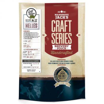 Craft Series Helles Lager 1,8kg Mangrove Jack´s koncentrát