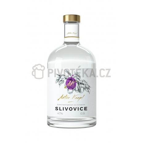 Anton Kaapl Slivovice MINI 0,05 47%