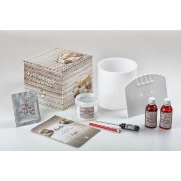 Set pro výrobu domácího sýru Mozzarella