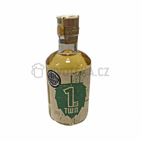 Twin 1st ze sudu 0,2l 46% pivní destilát