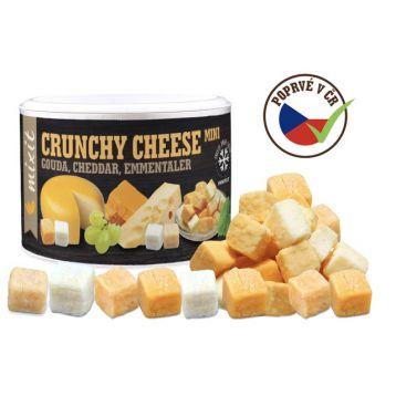 Mix křupavých sýrů: Gouda, Čedar, Ementál Mixit 135g