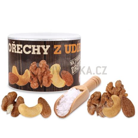 Směs uzených ořechů Mixit 170g