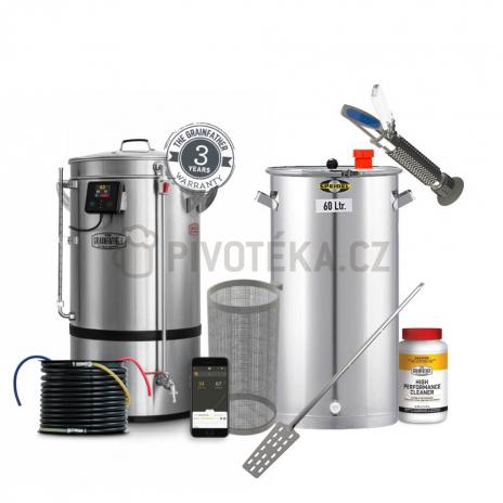 Set pivovar Grainfather G70 exclusive
