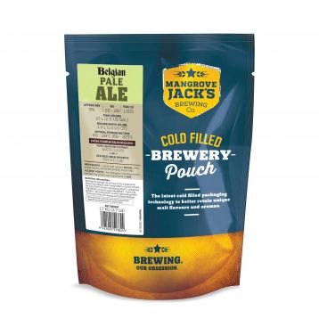 Belgický Pale Ale 1,8kg mladinový koncentrát mladinový koncentrát Mangrove Jack's