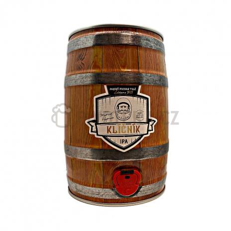 Klíčník 13° panský pivovar Telč