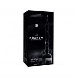Kraken black spiced Gift box + svíčka 0,7l 40%