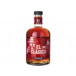 El Clasico Spiced Overproof 61%  0,7l