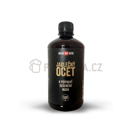 Jablečný ocet pro výrobu biltongu 500 ml