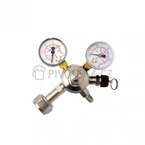 Redukční ventil Oxyturbo N2 1st. W34/32 4,8bar