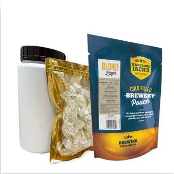 Set Blonde lager 1,5kg Mangrove Jack´s mladinový koncentrát