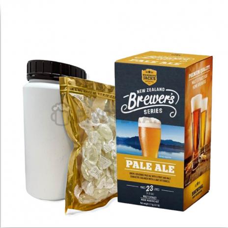 Set Pale Ale NZ series Mangrove Jack´s mladinový koncentrát 1,7kg