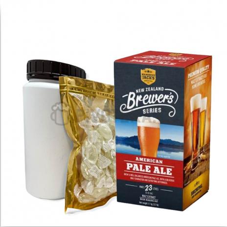 Set American Pale Ale NZ series Mangrove Jack´s mladinový koncentrát 1,7kg