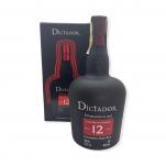 Dictador rum 12 y.o. 0,7l 40%